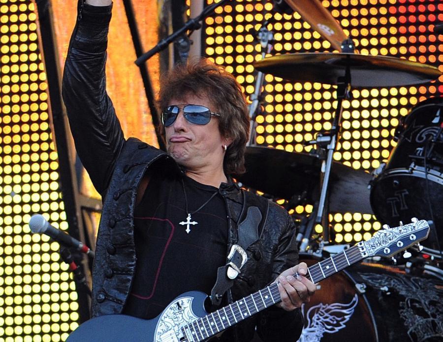 Richie Sambora rezygnuje z udziału w trasie koncertowej Bon Jovi