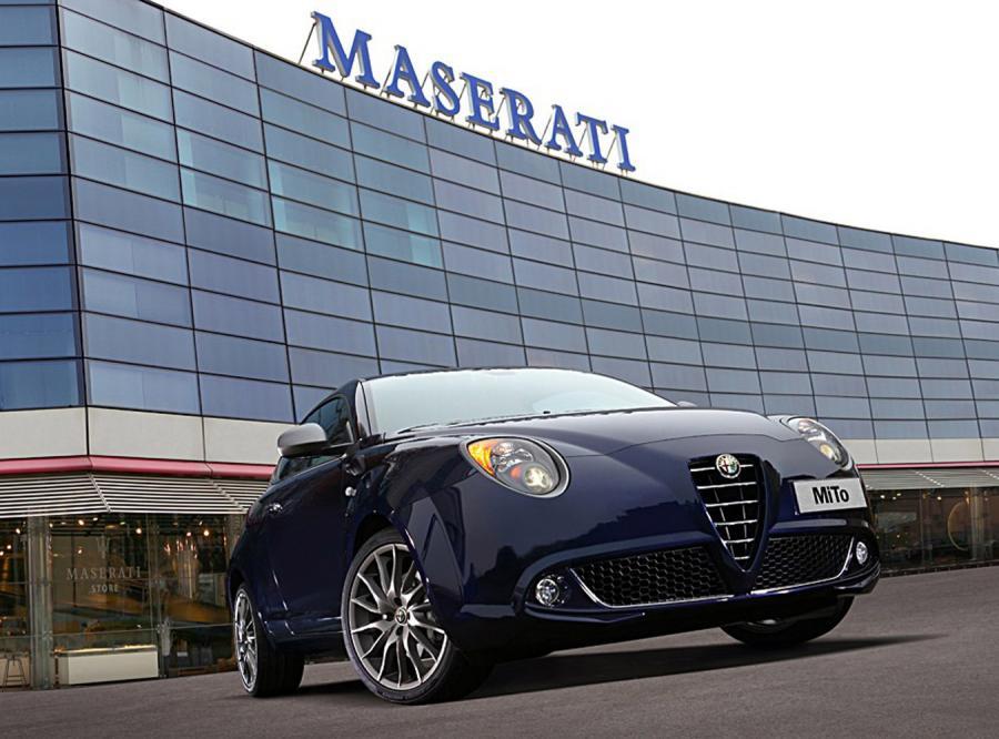 Nowa Alfa Romeo tylko dla bogaczy