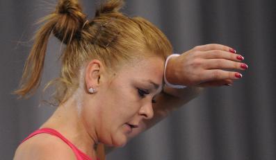 Agnieszka Radwańska zrobiła się na... blondynkę