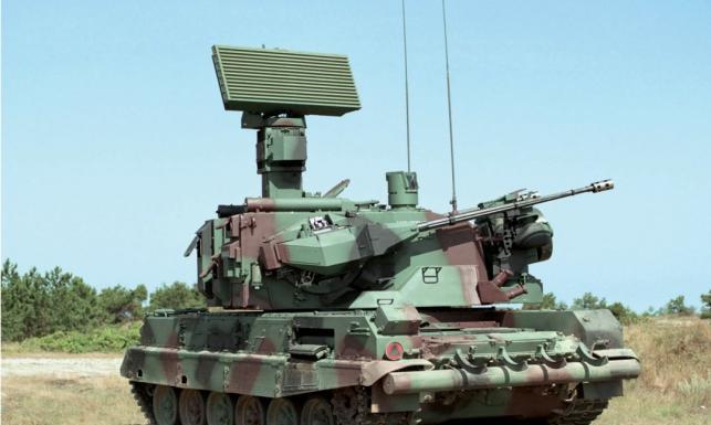Broń z Polski: Duże projekty, które \