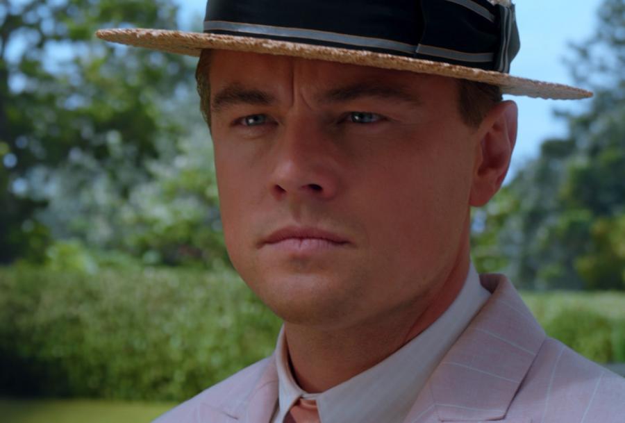 Leonardo DiCaprio jako \