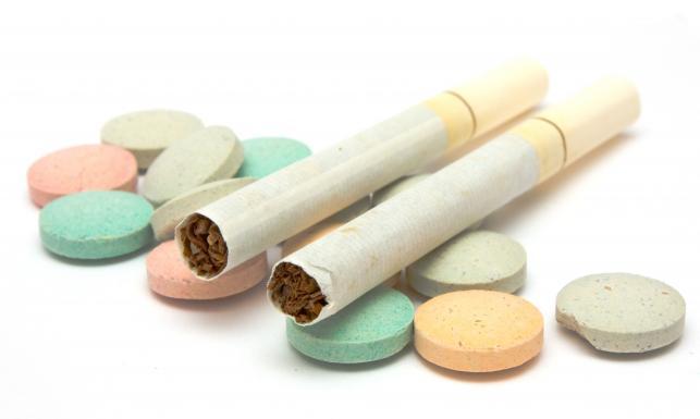 Tabletki z nikotyną pomogą ci rzucić palenie