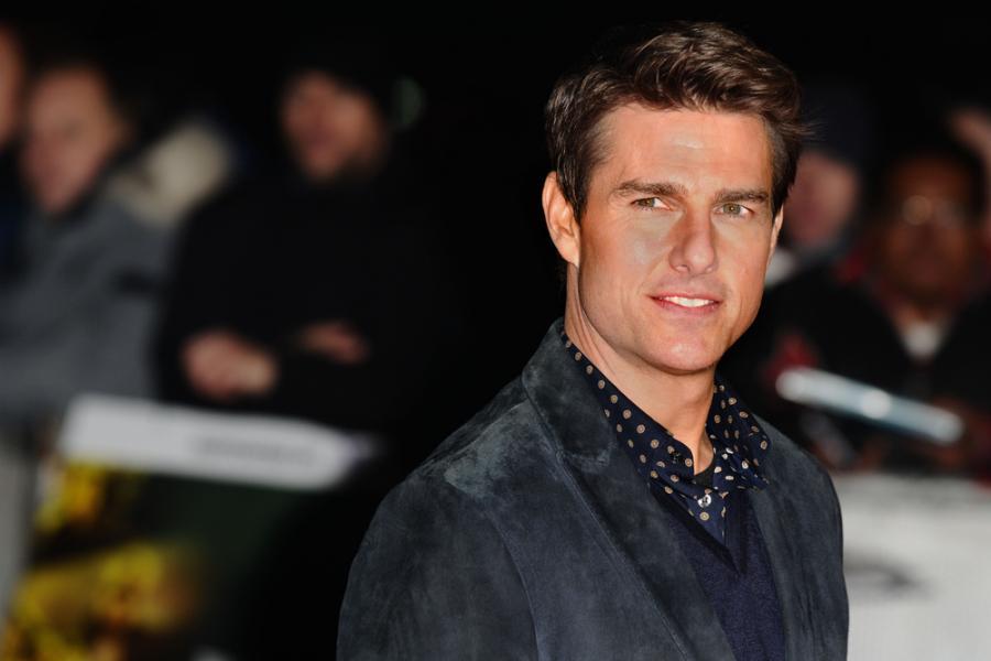 Tom Cruise ruszy w \
