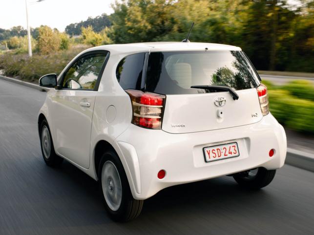 Toyotka seryjnie dostanie klimatyzację i ESP