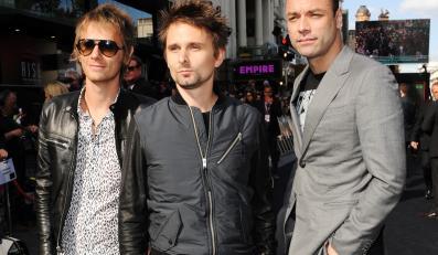 "Muse na premierze ""World War Z"""