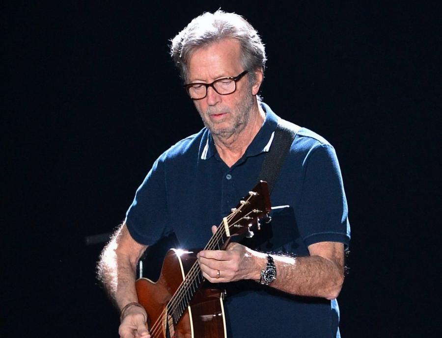 Eric Clapton odwołuje koncerty