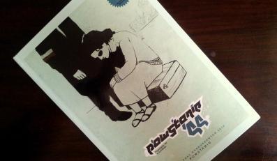 Powstanie warszawskie '44 w komiksie. Edycja 2013