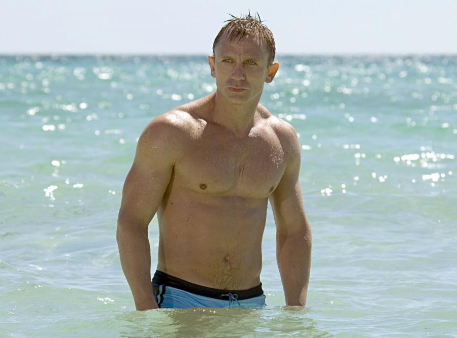 Daniel Craig w \