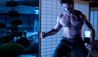 "Hugh Jackman jako ""Wolverine"""