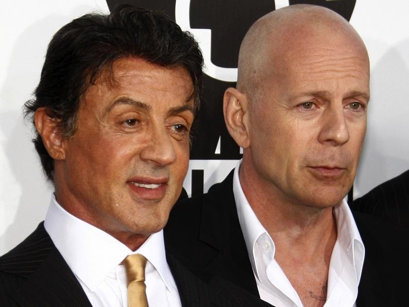 Bruce Willis chciał milion za dzień