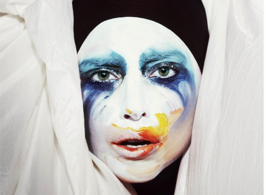 Lady GaGa na okładce nowego singla