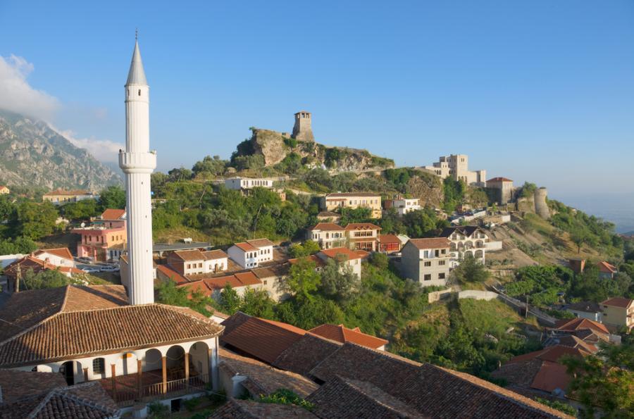 Albania, Kruja