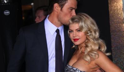 Fergie żoną swojego męża