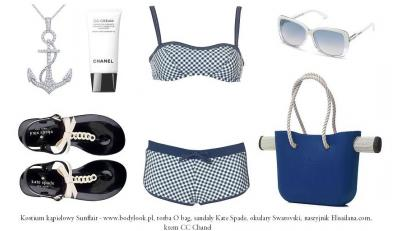 Urlop last minute - modne stylizacje na plażę