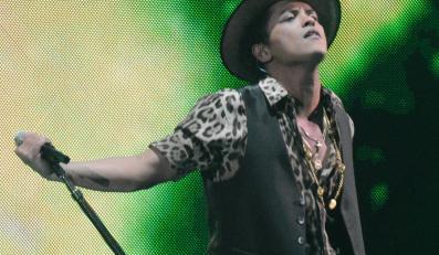 Bruno Mars muzyczną gwiazdą Super Bowl