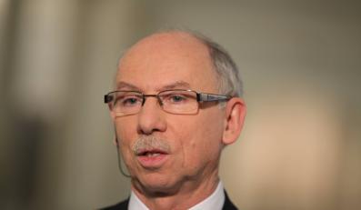 Unijny komisarz Janusz Lewandowski