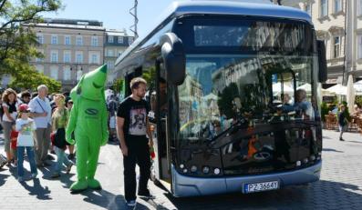 Autobus elektryczny Solaris
