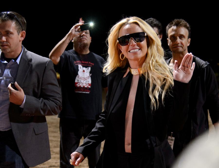 Za dużo seksu dla Britney Spears