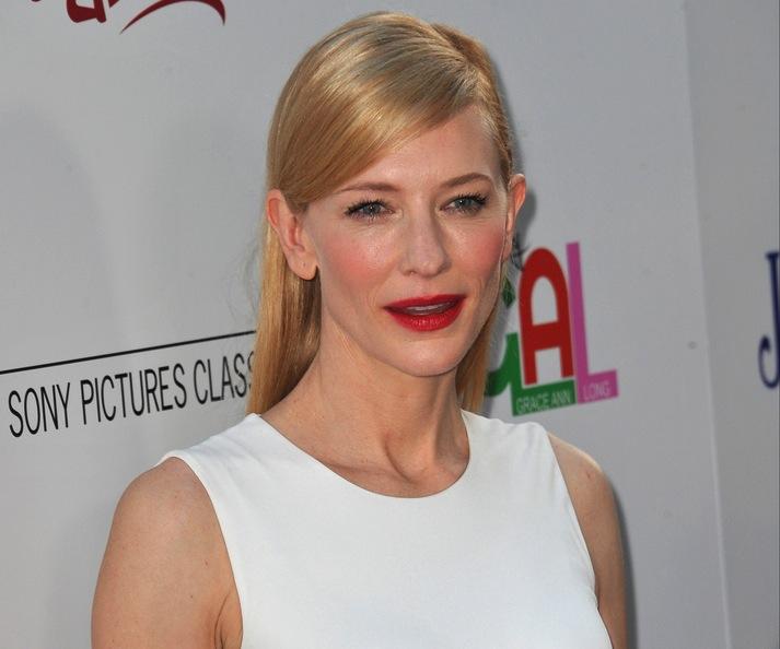 Cate Blanchett nie myśli o Oscarach