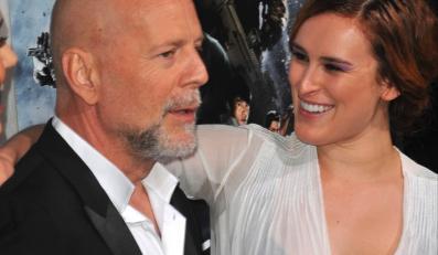 Bruce Willis i jego córka, Rumer Willis
