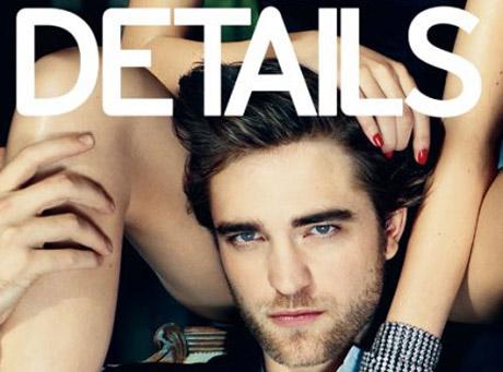 Pattinson w otoczeniu nagich piękności
