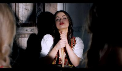 """Kadr z klipu """"My Słowianie"""""""
