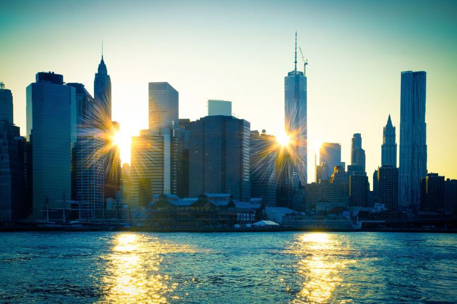 Nowy Jork w zgodzie z przewodnikiem