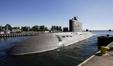 "Okręt podwodny ORP ""Orzeł"""