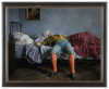 Fake Death Picture (The Suicide - Manet), 2011