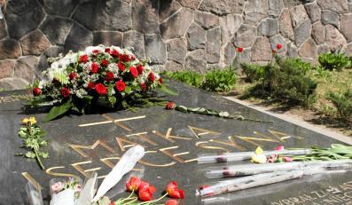 Cmentarz na Rossie. Grób gdzie leży Maria Piłsudska oraz serce Józefa Piłsudskiego