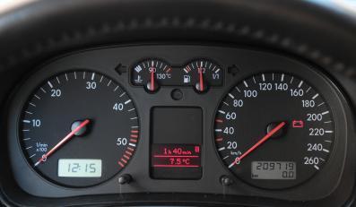 Najmniej awaryjne auta w wieku 11 lat - raport TUV 2014