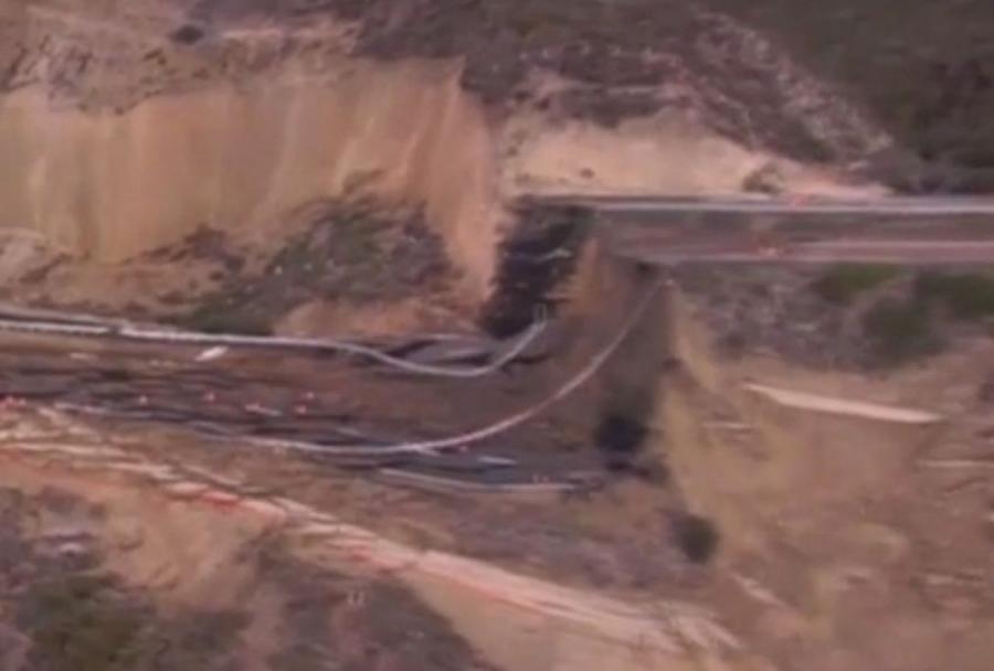 W Meksyku zawaliła się autostrada