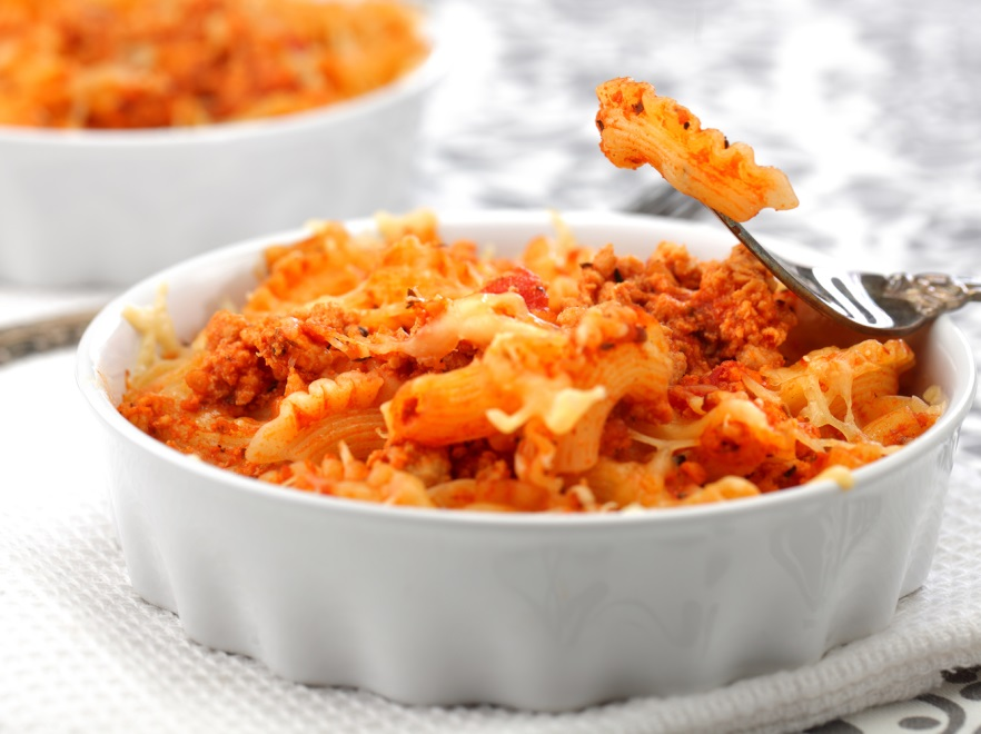 Pierożek a'la lasagne