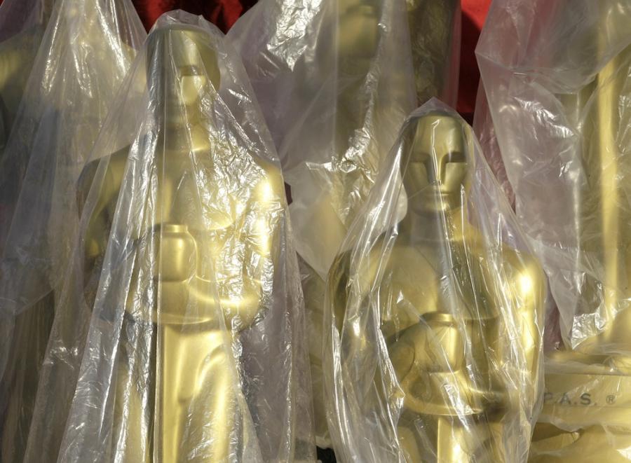 Oscary gotowe do wielkiej gali