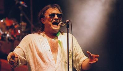 Budka Suflera podczas koncertu w 1995 roku