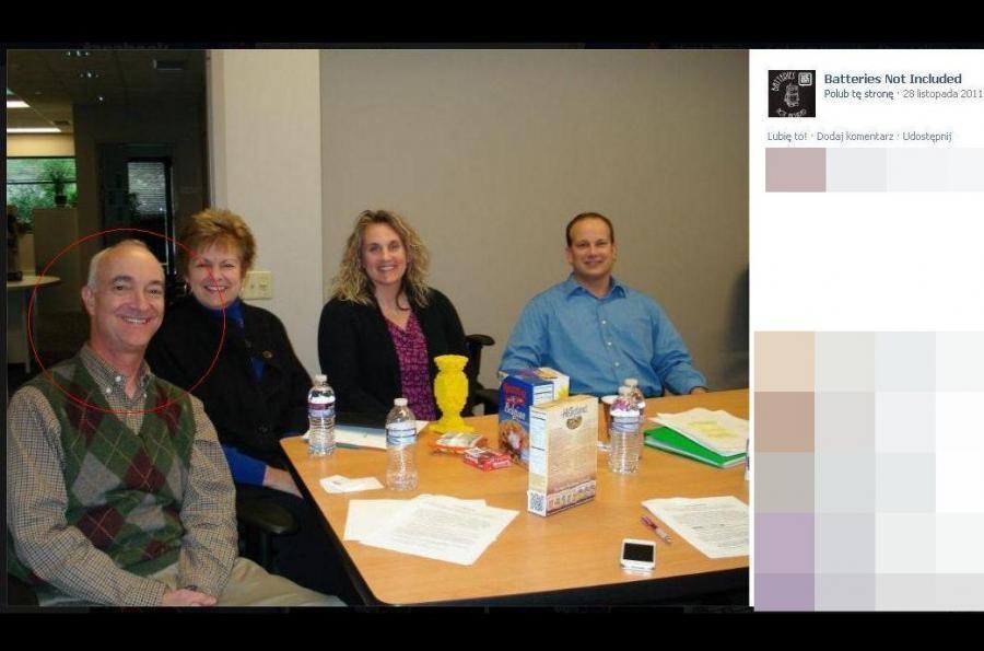Mike Sealy na zdjęciu zamieszczonym na profilu \