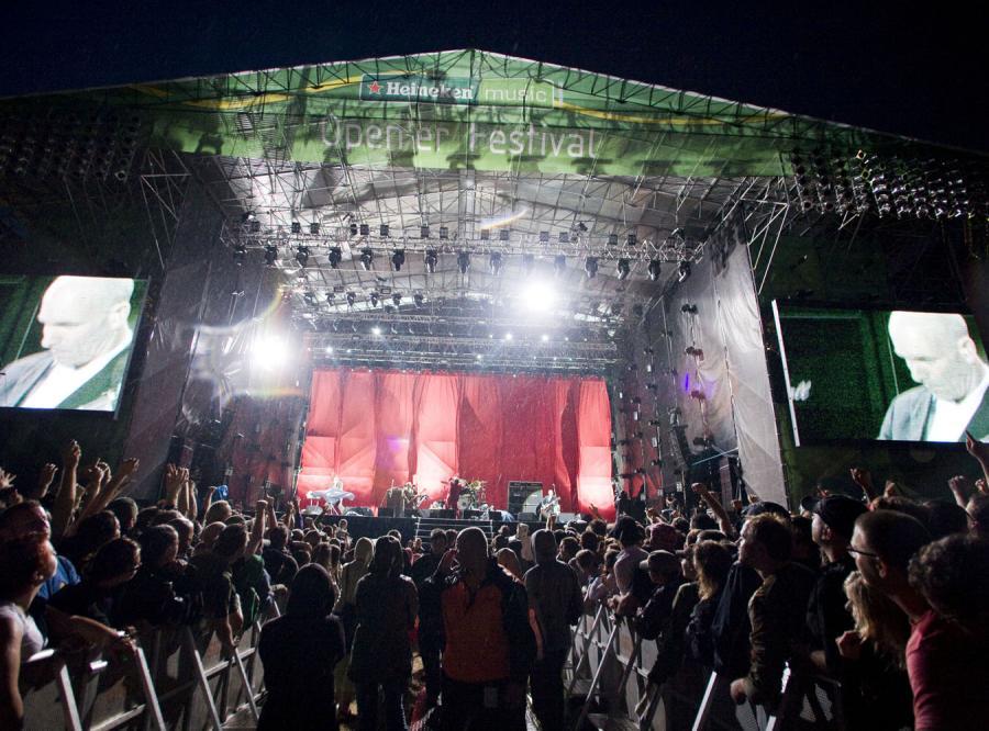 Heineken Open\'er Festival. Koncert grupy Madness