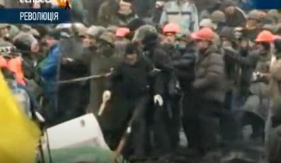 Kadr z Espreso TV