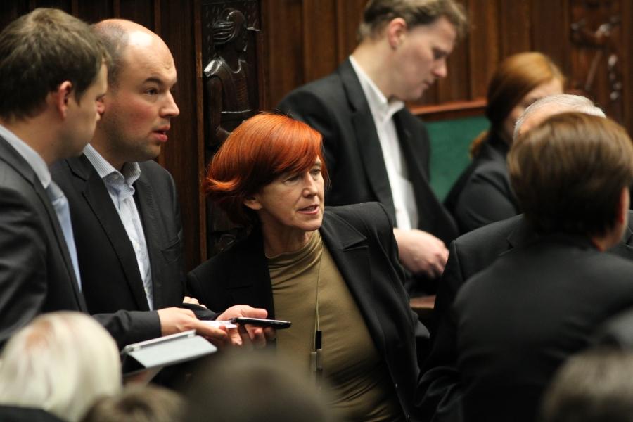 Elżbieta Rafalska - nowa minister pracy i polityki społecznej