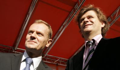 Palikot odwołuje ministrów Tuska