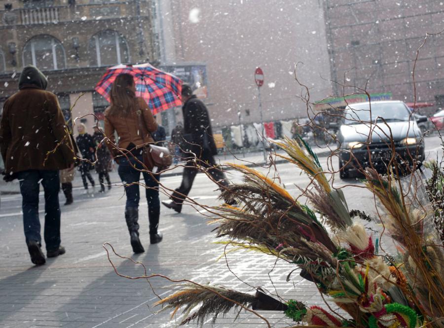 Na początku listopada możemy spodziewać się nagłego ataku zimy