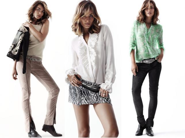 Kolekcja H&M Spring 2014