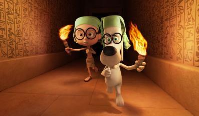 """""""Pan Peabody i Sherman"""" – rodzina niestandardowa"""