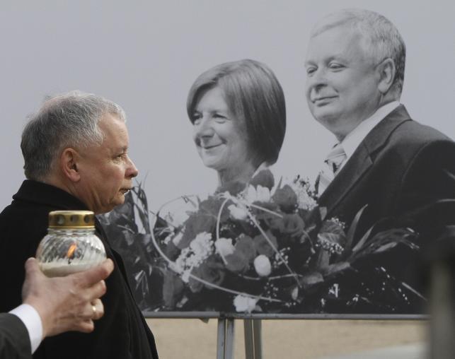 Uroczystości upamiętniające katastrofę smoleńską
