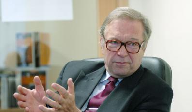 Krzysztof Zanussi otrzyma nagrodę za całokształt