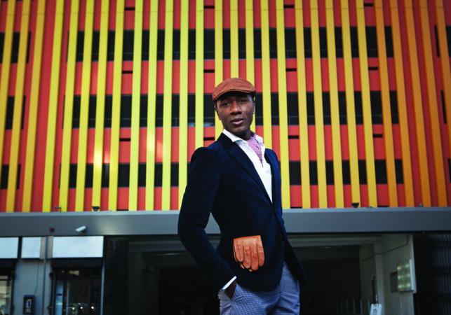 Aloe Blacc serwuje nowy soul... sprzed lat
