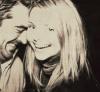 Charlie Denihan i Iza Miko na zdjęciu zamieszczonym na Instagramie