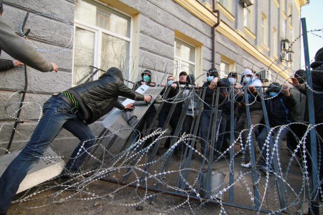 Zamieszki w Doniecku. Ukraińcy chcą do Rosji