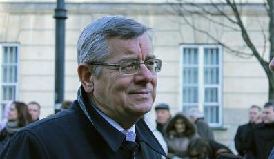 Prezydencki doradca Tomasz Nałęcz