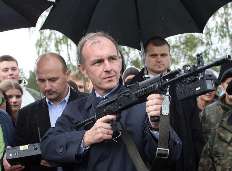 Klich: Zamiast poboru do armii - agencja reklamowa
